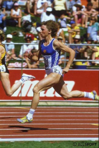 """""""the most remarkable woman sprinter of our time"""""""